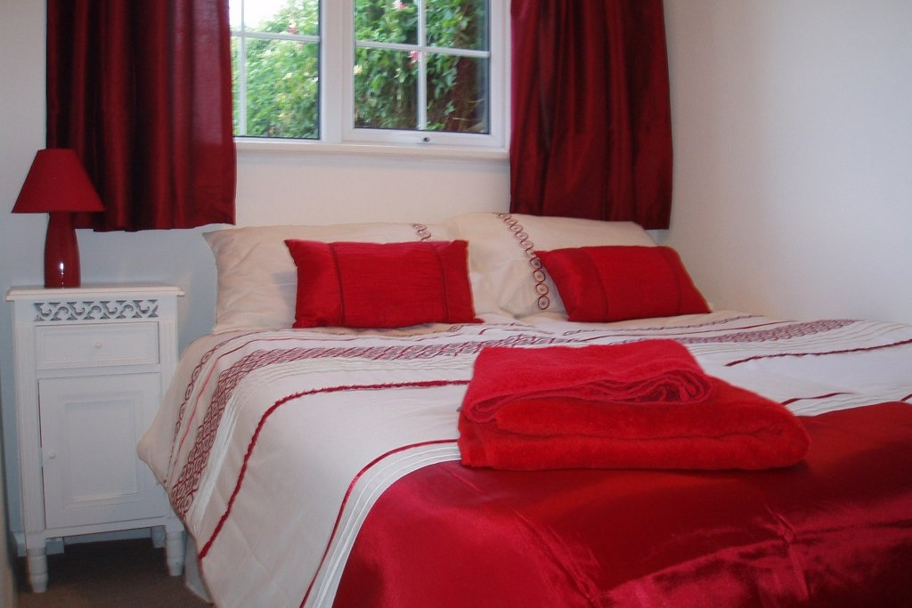 Bedroom 3 as Double